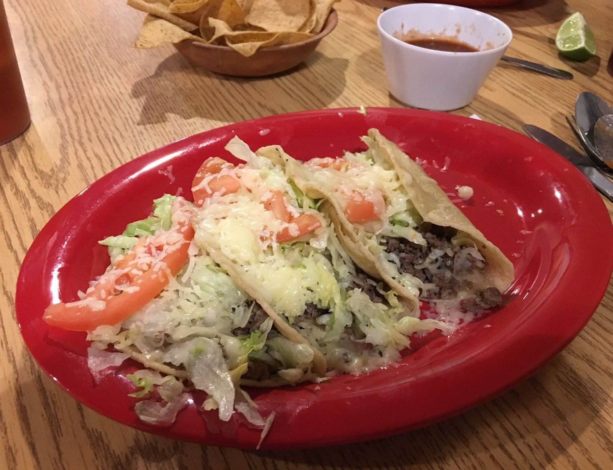 Photo of Mexican food from Chopes Restaurant