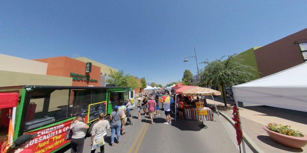 Farmers Market in Las Cruces