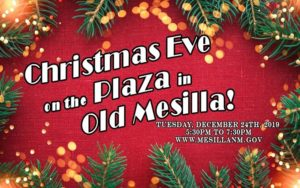 Christmas Eve on the Plaza