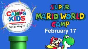 Mario World Camp