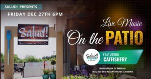 CatFishFry – Live on the Patio