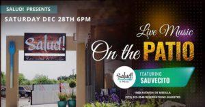 Suavecito – Live on the Patio