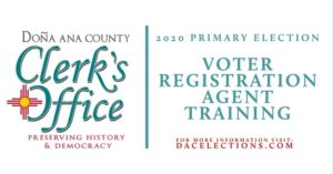 Voter Registration Agent (VRA) Training