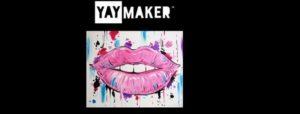 Pop Lips Paint Nite