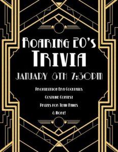 Roaring 20's Trivia