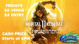 Mortal Fridays Tournament Series