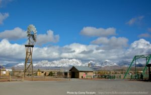 Farm and Ranch Museum photo of windmill