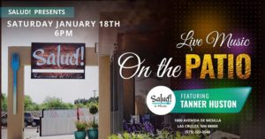Tanner Huston – Live on the Patio