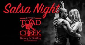 SALSA NIGHT – LITTLE TOAD CREEK LAS CRUCES