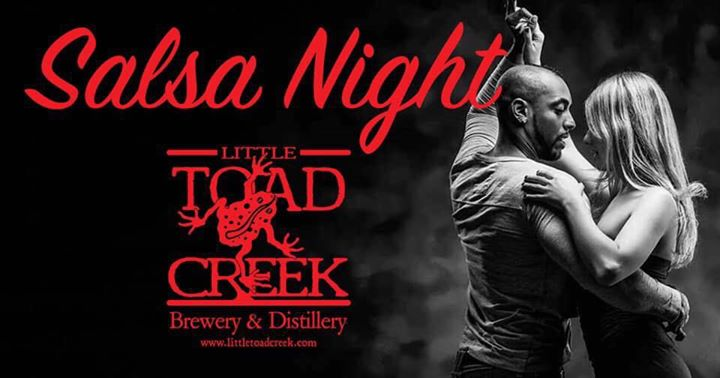 Salsa Night – Little Toad Creek Brewery Las Cruces