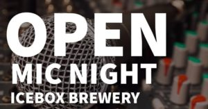 Open Mic at Icebox Brewery