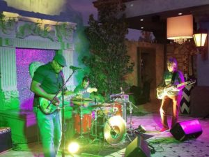 Derrick Harris Band – The Game 1
