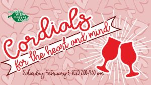 Cordials for the Heart and Mind