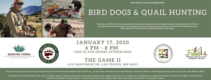 Bird Dogs & Quail Hunting with Ray Trejo and Brenda Gallegos