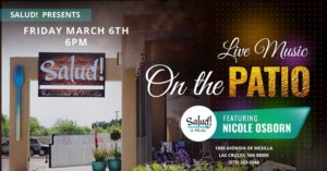 Nicole Osborn – Live on the Patio
