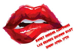 Rocky Horror Auditions