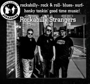 The Game with Rockabilly Strangers