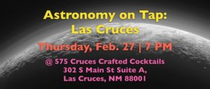 Astronomy on Tap: Las Cruces