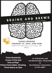Brains & Brews