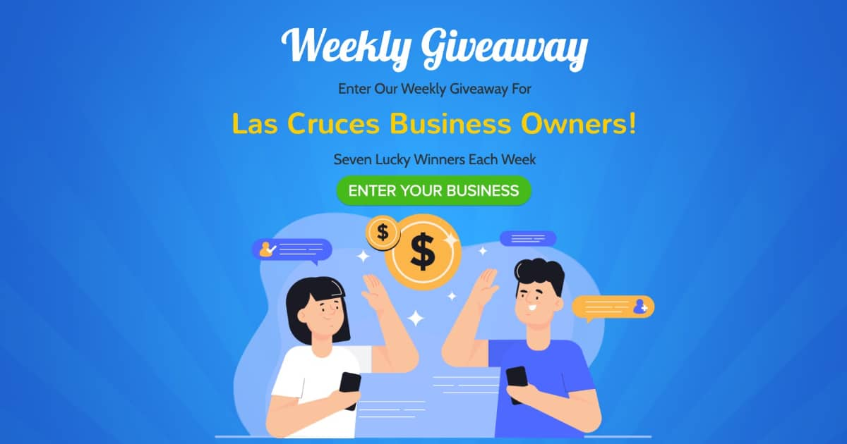 Las Cruces Directory Grand Giveaway