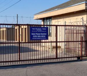 TTS Solano Gate Sign 300x262