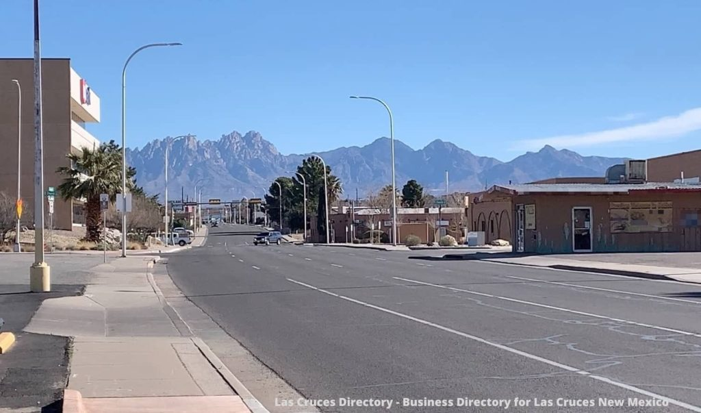 Las Cruces Directory Cover Image