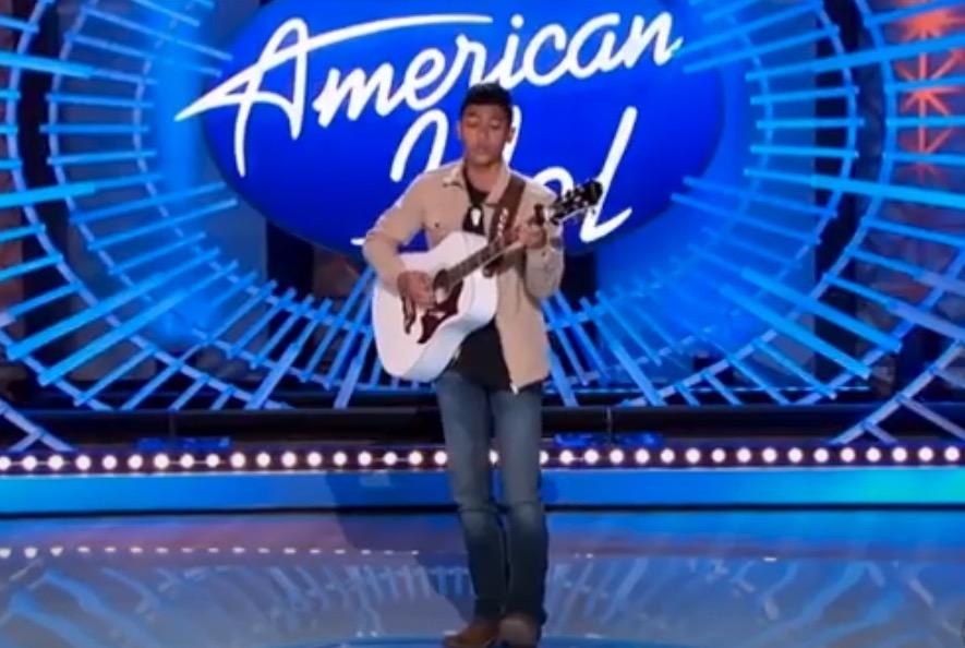 Dzaki Sukarno American Idol contestant from Las Cruces
