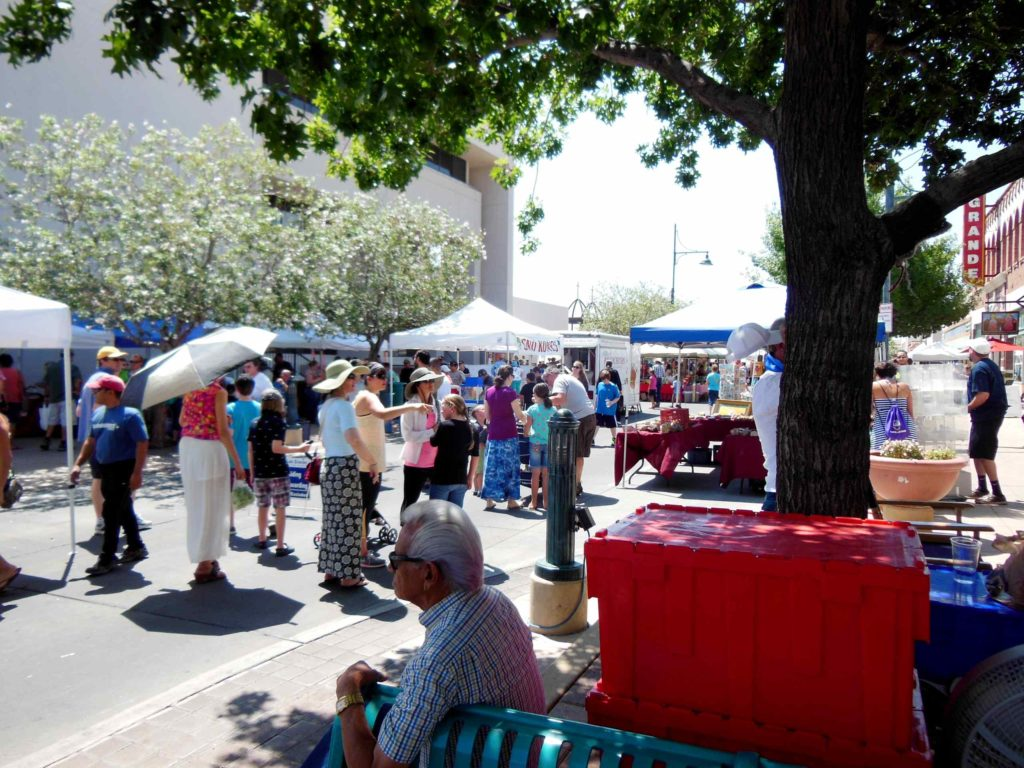 Farmers and Crafts Market Las Cruces